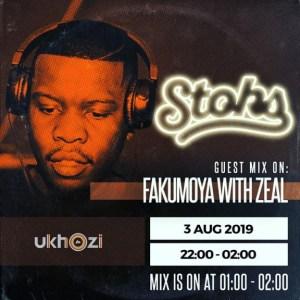 DJ Stoks - Music for Matured August mix (Ukhozi FM)